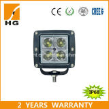 Professional OEM Manufacturer 12W LED Pods off Road 4X4 LED Work Light (HG-895)