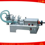 Two Heads Stainless Steel 316L Water Oil Liquid Filling Machine