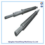 CNC Machining Large Splined Shaft Series by SKD11 Steel Parts