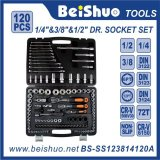 120PCS High Quality Socket Set for Car Repaire