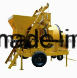 China Topall Factory Made Diesel Engine Powered Concrete Mixer