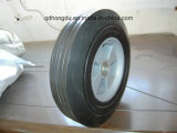 "Hot Sale Durable Cheap Rubber Solid Wheel (10""X2.5"")"