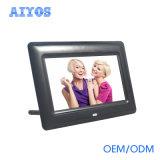 2018 New Design Slim LCD 7 Inch Digital Photo Frame