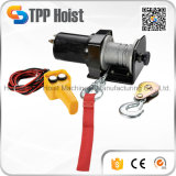12000lbs High Quality Multifunctional Electric Car Winch 4X4 for Sale