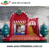 Christmas Inflatable Winter Bounce House Combo
