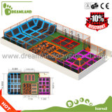 Customized Trampline Equipment for Kids and Adults, Huge Trampoline Park for Sale