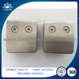 Stainless Steel Balustrade Handrail Glass Fitting