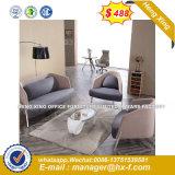 3 Seats Metal Leg Recepiton Leather Office Sofa (HX-8N1134)