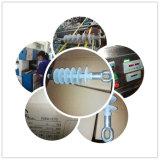 Hv Insulator 11kv 70kn Rubber Silicon Insulator 6 Sheds for Power Transmission