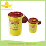 Medical Sharps Container for Hospital Waste