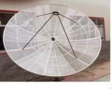 2.4m240cm8feet C Band Satellite Mesh Outdoor Parabolic TV Dish Antenna