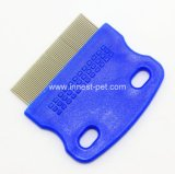 Competitive Price Plastic Dog Flea Comb, Pet accessory