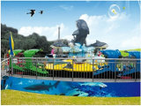 Water Game Machine Shark Island for Amusement Park