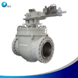 API Cast Steel Zero Leakage Top Entry Ball Valve Manufacturerer Stockist & Supplier