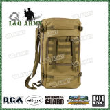 Waterproof Military Tactical Pack Sports Backpack Bag Camping Travel Outdoor Khaki