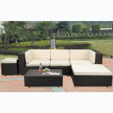 Chinese Furniture Plastic Black Garden Furniture Sets for Outdoor