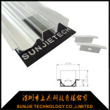 Die Cast Aluminum LED Housing for LED Strip Lighting with Higher Cover