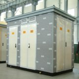 Zbw Compact Prefabricated European Type Electrical Substation