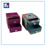 Custom Special Paper Electronic Product Box with Handle Drawer