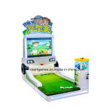 Mini Golf Game Machine Coin Operated Machine for Kids in Shopping Mall