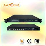 Qpsk/8psk DVB-S2 RF Modulator with 2*Asi in and DVB-S2 RF Output