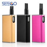 Seego 2017 Health Electronic Cigarette Kit Vaporizer for Essential Cbd Oil and Wax