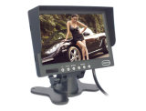 """7""""Sunshade Truck/Car/Bus Security Monitor 8-36V Working"""