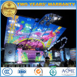 Expansion Special Design 70 M2 Mobile Stage Performing Truck