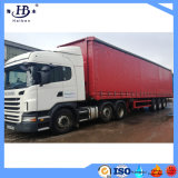 Customized PVC Truck Curtain Side Tarpaulin