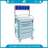 AG-At005b1 The Nurse Care Dedicated Multi-Function Ce&ISO Hospital Medical Trolley