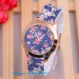 Pretty Fashionable Quartz Women′s Watch with Ceramic Strap Fs595