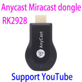 Portable DDR3 256MB Miracast Anycast M2 Plus 1080P WiFi Display Dongle