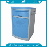 AG-Bc005 ABS Material Hospital Bedside Cabinet