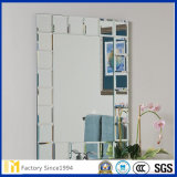 2mm-12mm Silver Glass Mirror for Shower Room, Dressing, Furniture