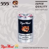 Tiger Head Batteries R20s/3110 D Size/Um-2 Metal Jacket Battery with Super Quality