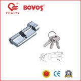Zinc/ Brass /Aluninum Door Lock Cylinder (6503CP-C05-B)