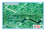 Green Fr4 2-Layer PCB High Volume Good Price