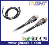10m 24k Gold Plated High Quality HDMI with Nylon Braiding