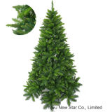 Plastic Green Big Christmas Tree for Holiday Decoration