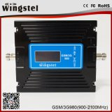 High Quality GSM 2g WCDMA 3G Mobile Phone Signal Booster