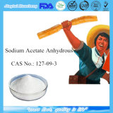High Purity Food Additive Sodium Acetate Anhydrous CAS No.: 127-09-3