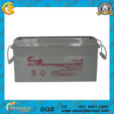 Lead Acid battery 12V 150ah AGM VRLA UPS Battery for Emergency Lighting System