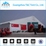 15X50m Large Outdoor Exhibition Tent Design for The Cats