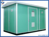 High Strength Protect Grade 33kv 1000kVA Prefabricated Transformer Substation