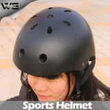 Kids Carbon Fiber Sport Protection Bike Helmet Design