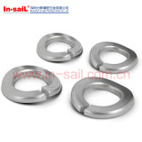 Curved Spring Lock Washers with DIN128