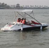16FT Fiberglass Jet Boat