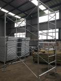 5ftx5FT Ladder Frame Scaffolding Set for Sale
