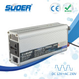 Suoer 500W off Grid Modified Sine Wave Power Inverter with 10A Battery Charger (SAA-500C)