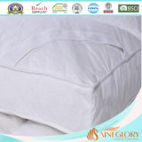 High Quality Luxury Synthetic Polyester Microfiber Factory Mattress Topper